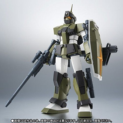 Bandai Robot Spirits SIDE MS RGM-79SC GM Sniper Custom Ver. A.N.I.M.E.