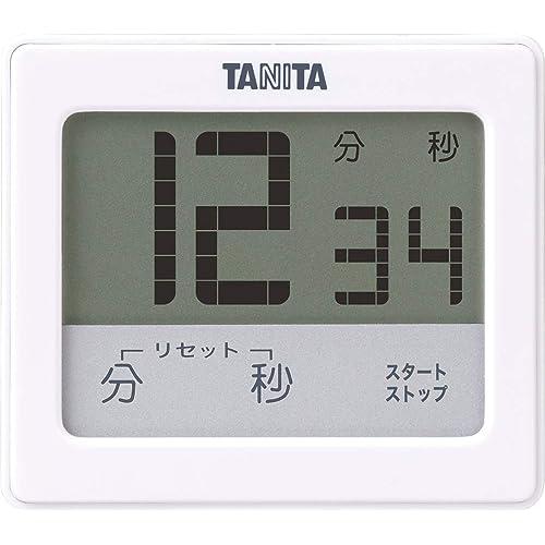 TANITA 防水タッチパネルタイマー TD-414