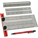 Incra IRSET06 6-Inch Marking Rule Set фото
