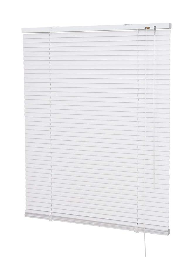 Alu-Jalousie für Fenster und Türen, Breite von 50 bis 220 cm, Höhe 140/150 / 170/220 / 240 cm, Wand- und Deckenmontage (optio
