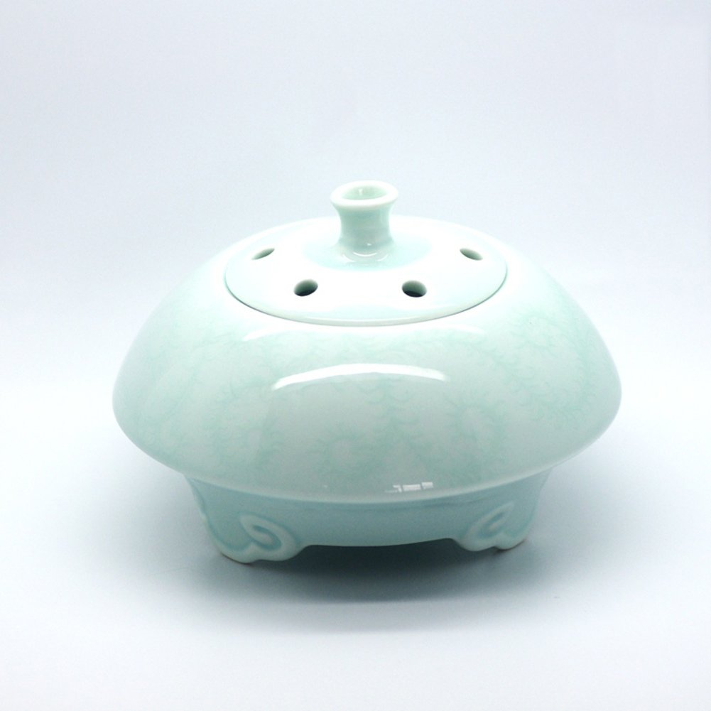 Ceramics,Electric,Aroma Stove/Thermostat,Timing,Eaglewood,E,Plug In,Incense Burner-B