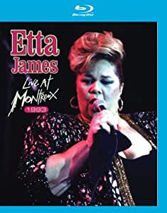Etta James: Live at Montreux 1993 [Blu-ray]