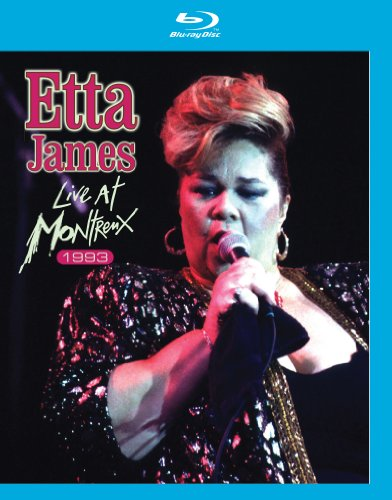Blu-ray : Etta James - Live at Montreux 1978-1993 (Blu-ray)