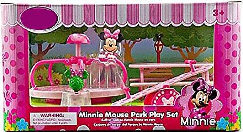 Disney Exclusive Minnie Mouse Park Play Set