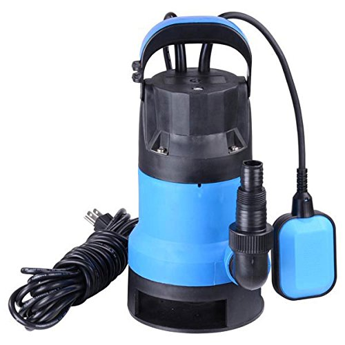 Koval 1/2 HP 400W Submersible Dirty Water Pump w/ Float