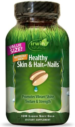 Irwin Naturals Nutrient Provides Strength