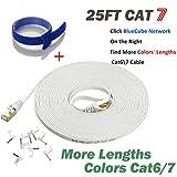 BlueCube Network - Flat CAT7 Ethern