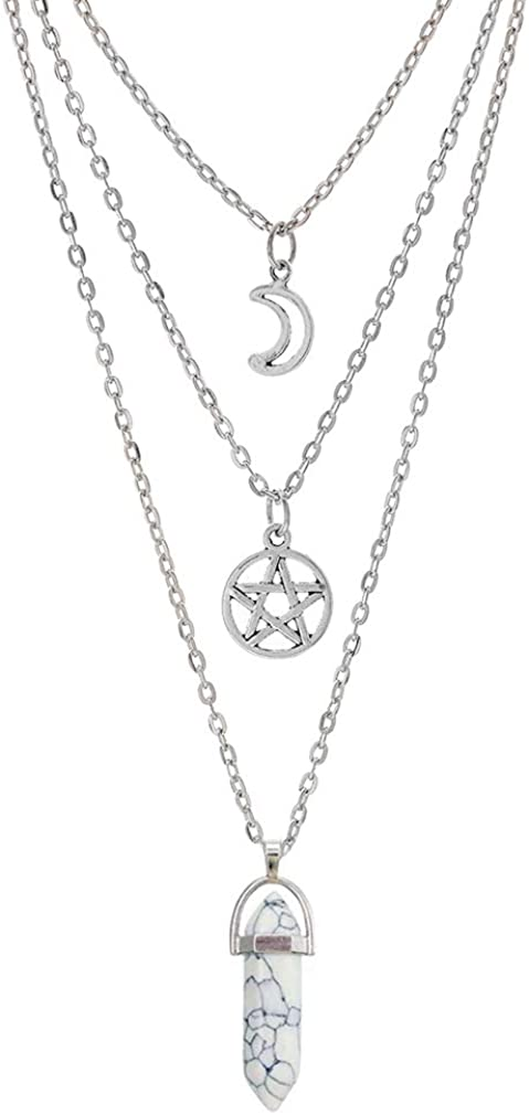 MJartoria Moon Pentagram...