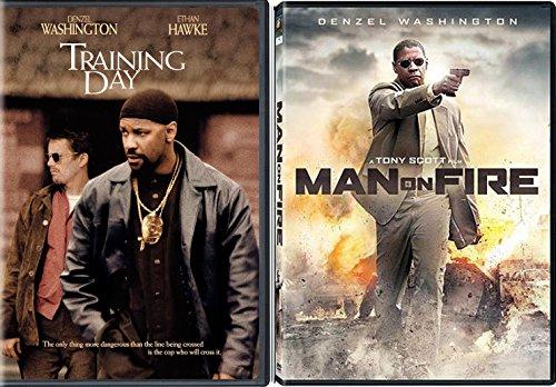 denzel washington movie pack - 3