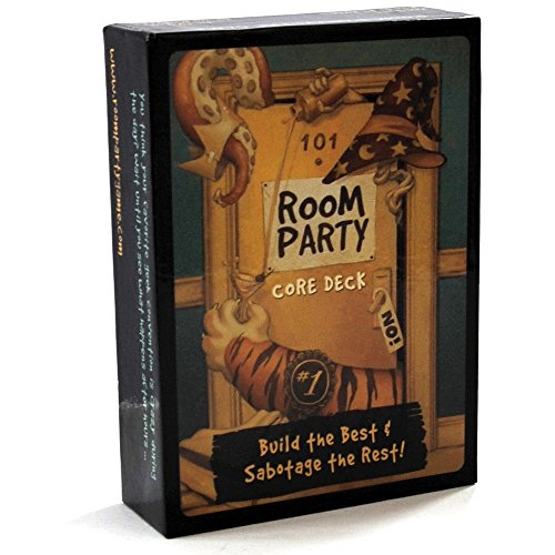 [Room Party - Core Deck] (Easy Pop Culture Costumes)