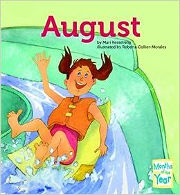 August por Roberta Collier-morales epub