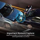 "VanTop H610 10"" 2.5K Mirror Dash Cam for Cars"