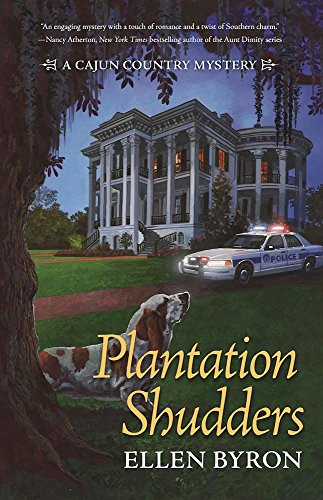 Plantation Shudders: A Cajun Country Mystery (Plantation Bed)