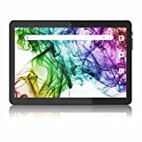 Tablet 10 inch, Android 8.1 Oreo, 2+32GB, 2.4GHz WiFi and 8MP Rear Camera, GPS, Bluetooth, Google Certified Tablets - Black