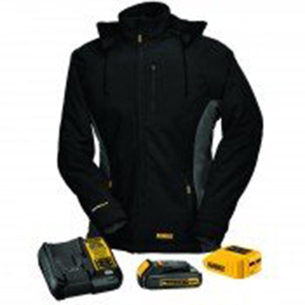 DEWALT DCHJ066 Heated Women's Hooded Jacket -Small