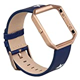 V-Moro for Fitbit Blaze Band with Metal