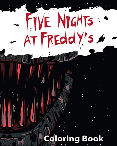 Five Nights at Freddy's: Coloring Book