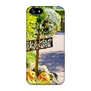 Excellent Design Trick Or Treat For HTC One M7 Phone Case Cover Premium PC Case