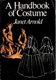 img - for A Handbook of Costume book / textbook / text book