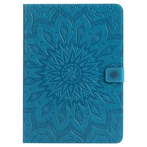 Price comparison product image Bear Village iPad Pro 9.7 Inch Case,  Anti Scratch Shell with Adjust Stand,  Full Body Protective Cover for Apple iPad Pro 9.7 Inch,  Blue