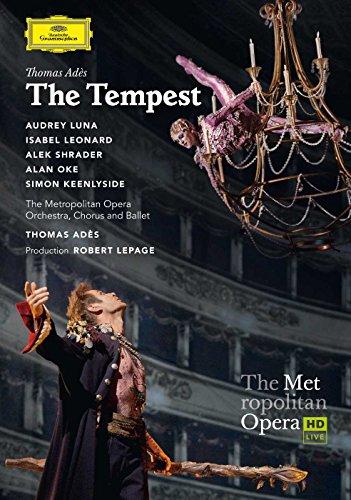 DVD : Metropolitan Opera - Ades: The Tempest (DVD)
