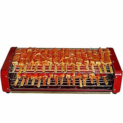 PEIWENIN-Hogar para no fumadores horno eléctrico para barbacoa olla antiadherente horno eléctrico multifunción máquina