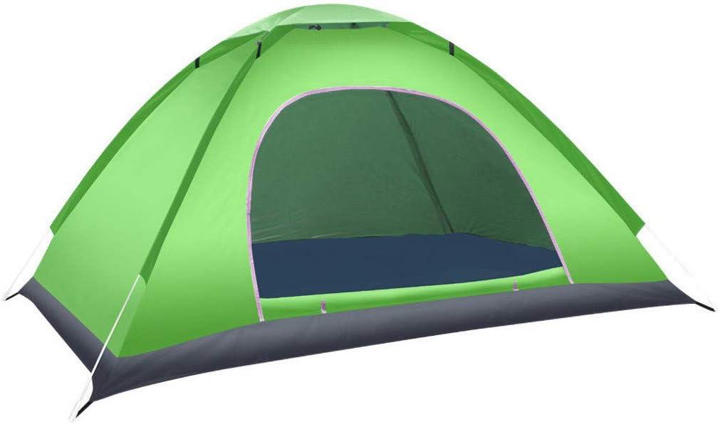 Cegduyi Styleest Pop-Up Strandtent Automatische Zonwering Anti UV Strandopvang voor Buiten Sets Up Camping Waterdichte Tent Kinder Tent Groen