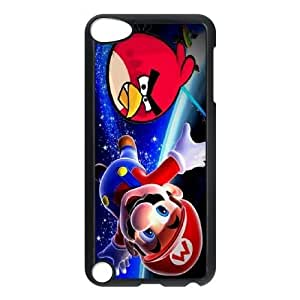 iPod Touch 5 Phone Case Black angry VJN352229