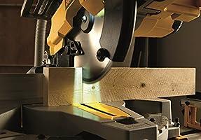 Dewalt D27113-QS Ingletadora Mesa Superior 1600W, Set de 32 Piezas ...