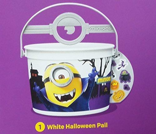 Mcdonalds 2015 Halloween Minions Pails Buckets - #1 -