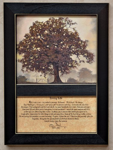 Framed Print Journey Inspirational Country product image