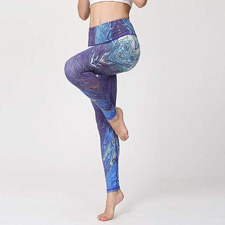 NSYJKPantaloni da yogaSlim Plus Size Pantalones de Yoga ...