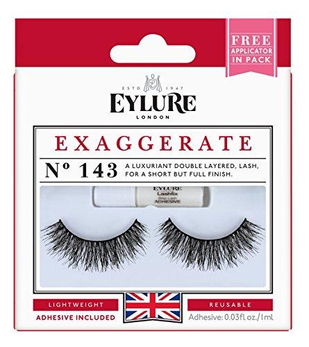51hQESmLkkL Eylure Exaggerate Lash Eyelashes