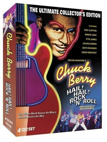 Chuck Berry - Hail! Hail! Rock N' Roll (Four-Disc Ultimate Collector's Edition) by Image Entertainment