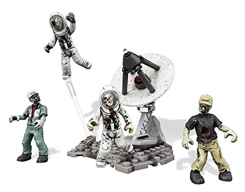 (Mega Bloks Call of Duty Zombies Moon Mob Playset)
