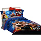 WWE Wrestling Champions Full Sheet Set