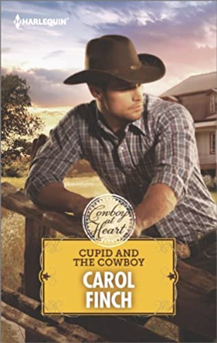 book cover of Cupid and the Cowboy