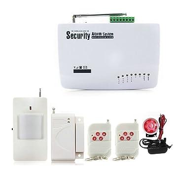 logicstring infrarrojos casa sistema de alarma inalámbrica ...