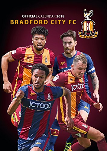 The Official Bradford City Football Club Calendar 2019