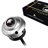 AFTERPARTZ® E30-H Colorful Night Vision Car Rearview Camera 170° wide angle 720*488 Resolution 500TV lines Frontview & Rearview switch