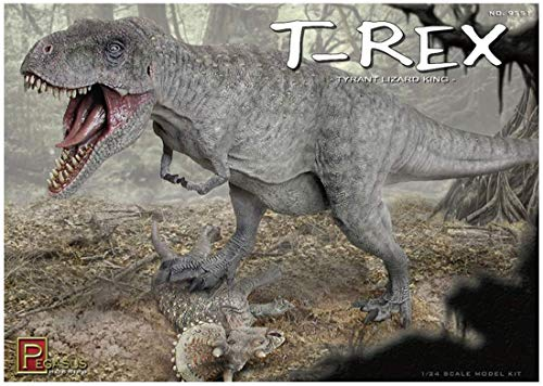 Pegasus T-Rex Dinosaur Model Kit - -