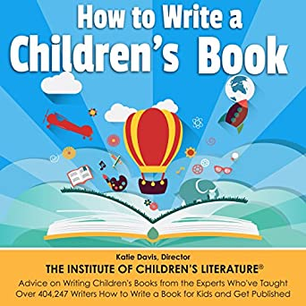 how to write a childrens book template