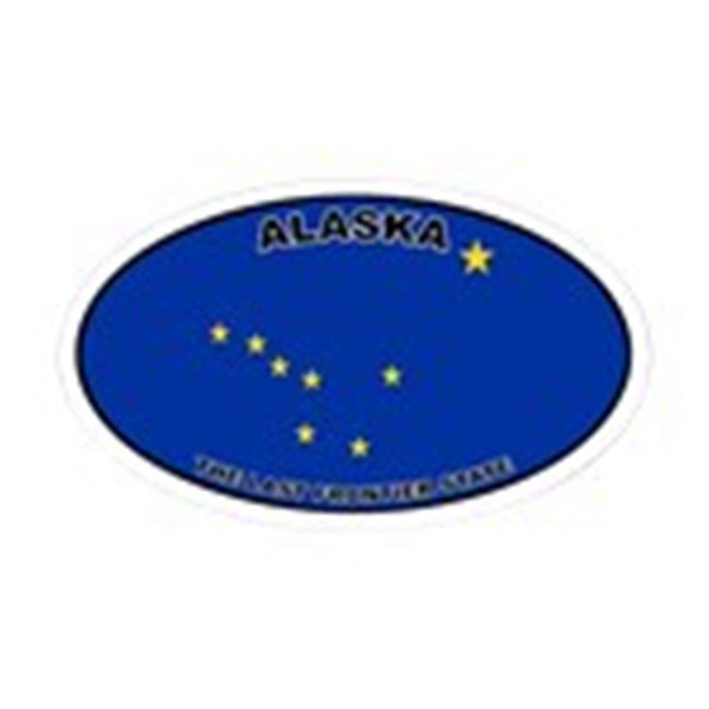 日本未入荷 CafePress – アラスカ州旗ユーロオーバル楕円形ステッカー – – オーバルバンパーステッカー、車デカール Small - Small B00QH6ZOHU 3x5 ホワイト 00271278303C784 Small - 3x5 ホワイト B00QH6ZOHU, オガサワラムラ:9d544536 --- mvd.ee