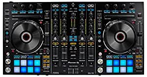 Pioneer DJ DDJ-RX Professional 4-channel DJ Controller for rekordbox dj