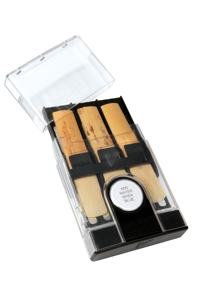 Vandoren HRC10 Hygro Reed Case for Small Reeds