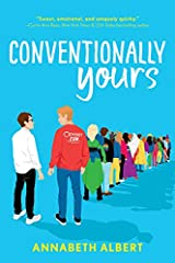 Conventionally Yours: An LGBTQIA Rivals-to-Lovers Road Trip Romance (True Colors Book 1) (English Edition) Edición Kindle