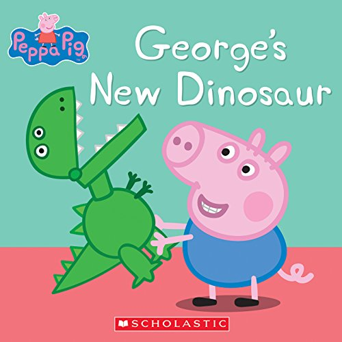 George's New Dinosaur (Peppa Pig) -