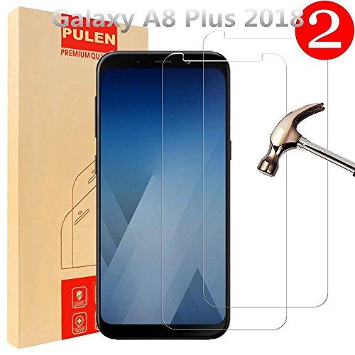 [2 Pack] Samsung Galaxy A8 plus 2018 Screen...
