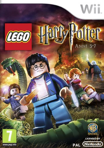 Wii - Lego Harry Potter Years 5-7 - [PAL EU]