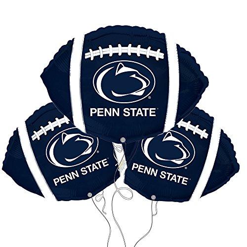 Penn State Football Shaped 18